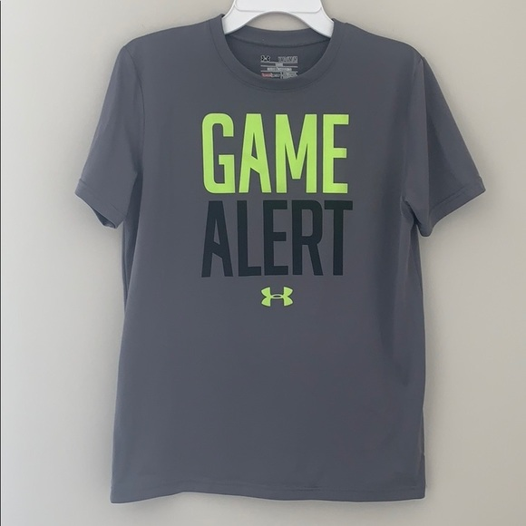 Boys Youth M Dri-Fit Under Armour T-Shirt